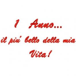 Frasi 1 Natale Insieme.Frasi Amore 1 Anno Insieme Bswittetulp