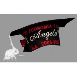 Tocco laurea personalizzato